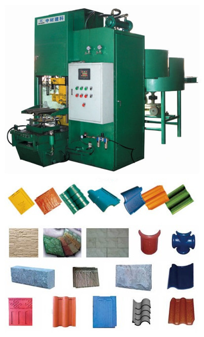 Roof Tile And Artificial Stone Making Machine Buy Roof