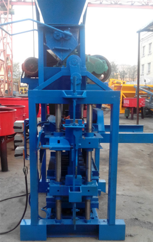 QTJ4-40A brick machine