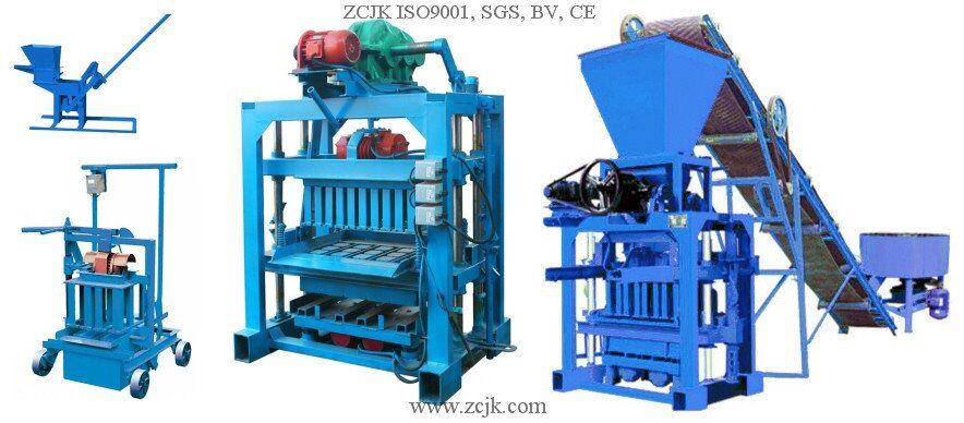 small scale machine