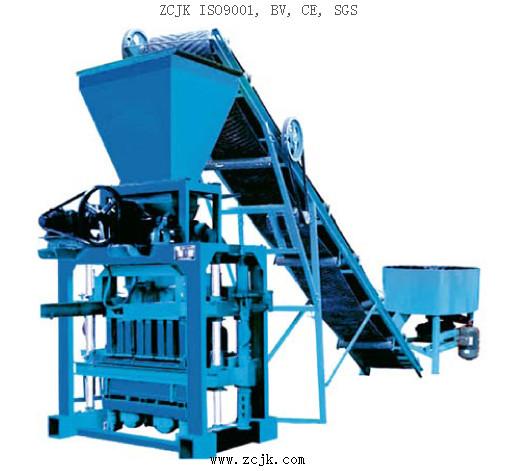 ZCJK4-40A brick machine (1)