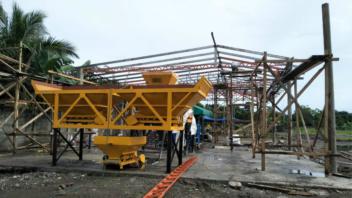 ZCJK Block Making Machine customized electricity in Philippines